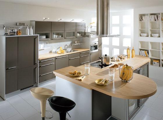 Modellen keukens
